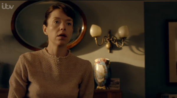 Bletchley circle s2 e1 beige jumper