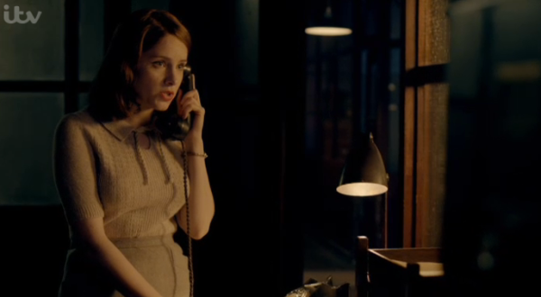 Bletchley circle s2 e1 tie neck