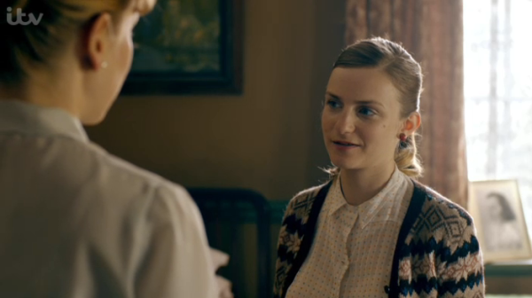 Bletchley circle s2 ep 4 Fair isle