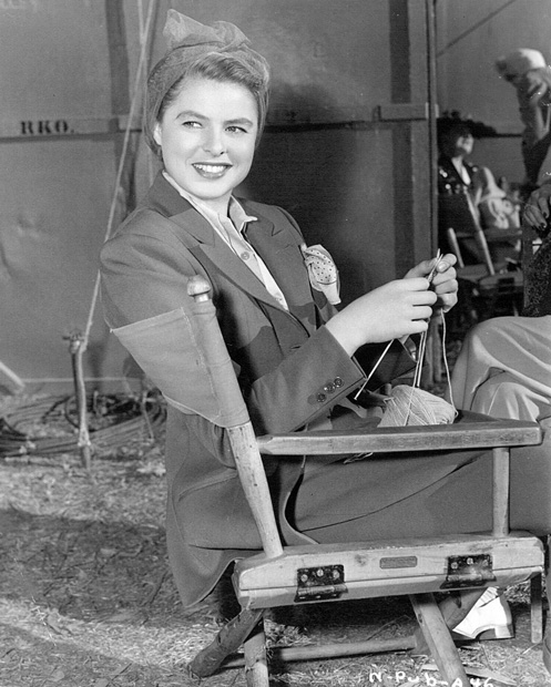 Ingrid-Bergman-knitting-Notorious
